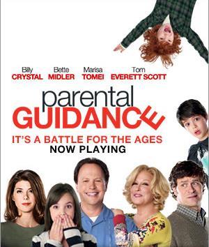 Parental Guidance, Movie