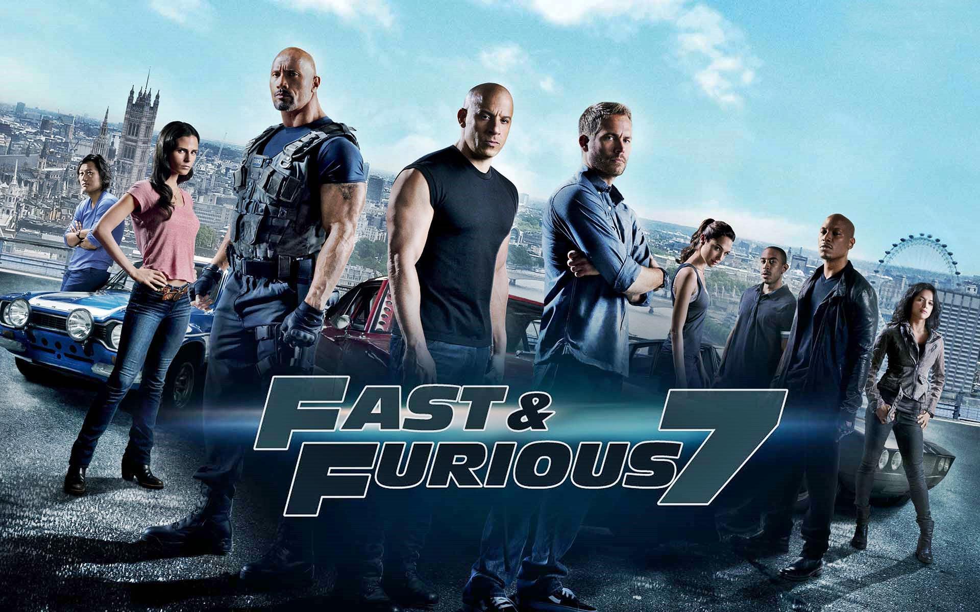 Fast & Furious 7 2015