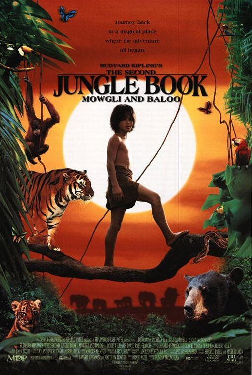 The Second Jungle Book: Mowgli & Baloo (1997)